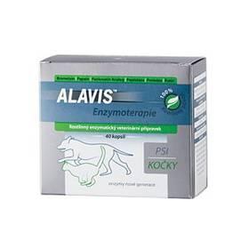Alavis CURENZYM Enzymoterapie 150 kasplí
