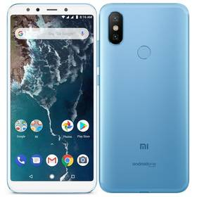 Xiaomi Mi A2 64 GB (19248) modrý (vrácené zboží 8800242283)