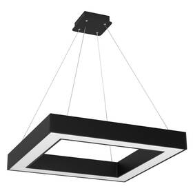 IMMAX NEO CANTO SMART 80x80cm 60W Zigbee 3.0 (07073L) čierne