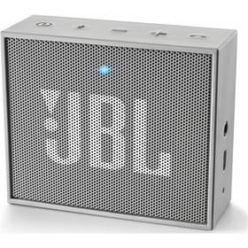 JBL GO šedý