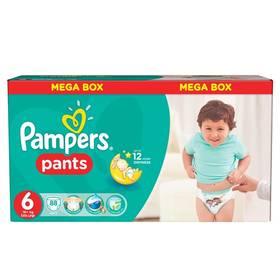 Pampers Mega Box vel. 6, 88ks