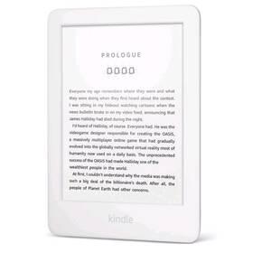 Amazon Kindle Touch 2019 s reklamou (EBKAM1150) bílá