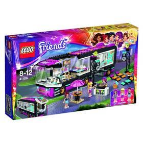 Lego® Friends 41106 Autobus pro turné popových hvězd + Doprava zdarma