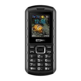 MaxCom Strong MM901 Dual SIM (MM901GRDS) šedý