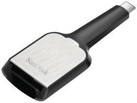 Sandisk Extreme PRO, USB-C (SDDR-389-G46) černá/stříbrná