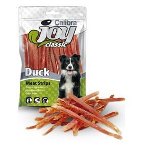 Pochúťka Calibra Joy Dog Classic Duck Strips 80 g