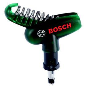 Sada Bosch šroubovací 10 dílná zelená