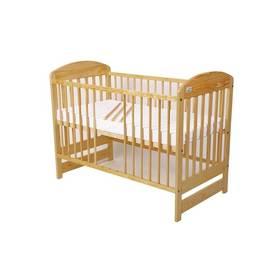 For Baby Marek vyndavací příčky borovice Matrace do postýlky For Baby 120x60 cm - bílá (zdarma) + Doprava zdarma
