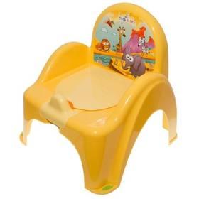 Dětský nočník Cosing - žlutý