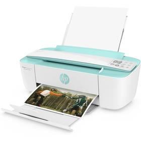 HP DeskJet Ink Advantage 3785 (T8W46C#A82) bílá barva/zelená barva