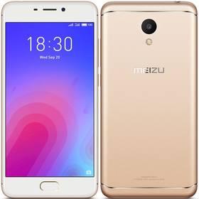 Meizu M6 (M711H/16GB/Gold) zlatý