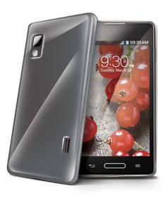 Celly Gelskin pro LG Optimus L5 II (GELSKIN310) průhledný