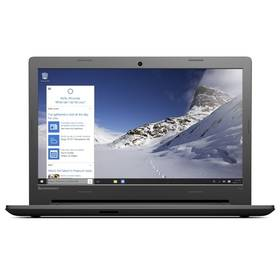 Notebook Lenovo IdeaPad 100-15 (80QQ006BCK) černý