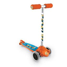 Mondo Twist Minions modrá/oranžová + Reflexní sada 2 SportTeam (pásek, přívěsek, samolepky) - zelené v hodnotě 58 Kč