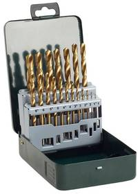 Bosch 19dílná do kovu HSS-R titanium + Doprava zdarma