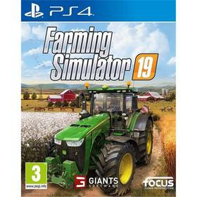 GIANTS software PlayStation 4 Farming Simulator 19 (CPP430103)
