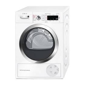 Bosch WTW85540EU bílá (poškozený obal 3000005719)