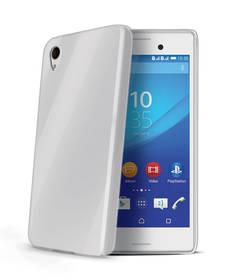 Kryt na mobil Celly Gelskin pro Sony Xperia M4 Aqua (GELSKIN481) priehľadný