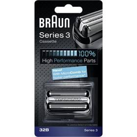 Braun Series3 - 32B Micro comb černé + Doprava zdarma