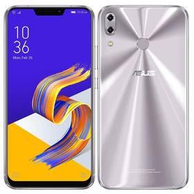 Asus ZenFone 5Z 256 GB (ZS620KL-2H025EU) stříbrný