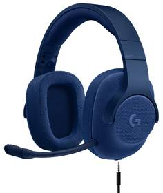 Logitech Gaming G433 7.1 Surround (981-000687) modrý
