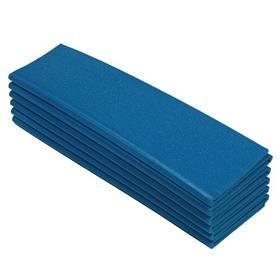 Yate jednovrstvá 8mm skládací 12D modrá