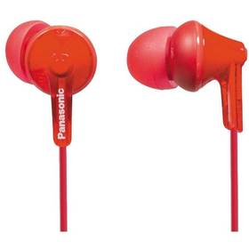 Panasonic RP-HJE125E-R (RP-HJE125E-R) červená