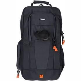 Rollei Fotoliner Sling (20289) černý/oranžový