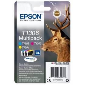 Epson T1306 multipack, 3x10,1 ml, CMY (C13T13064012)