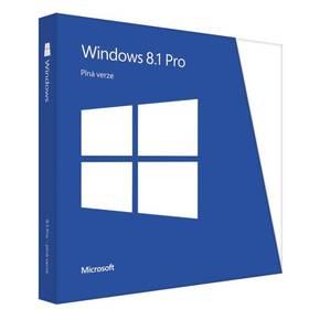 Microsoft Windows 8.1 Pro CZ 64bit - legalizace (GGK) (4YR-00178) + Doprava zdarma