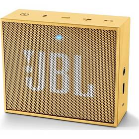 JBL GO žlutý