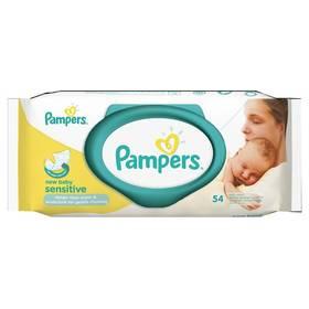 Obrúsky čistiace Pampers Sensitive New Baby 54ks