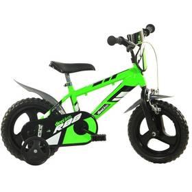 """Dino Bikes 12"""" - zelené"""