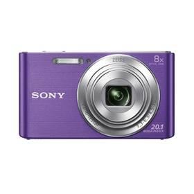 Sony Cyber-shot DSC-W830V fialový + Doprava zdarma