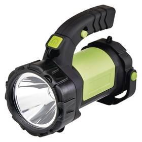 EMOS LED P4526, 5W CREE + COB LED (1450000250) čierna/zelená
