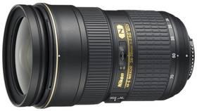 Nikon NIKKOR 24-70MM F2.8G ED AF-S černý + Doprava zdarma