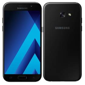 Samsung Galaxy A5 (2017) v prodeji od 3.2. 2017 (SM-A520FZBAETL) černý + Doprava zdarma