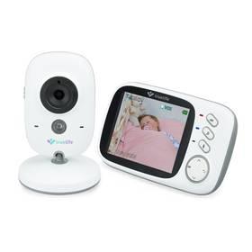 TrueLife NannyCam H32, digitální video biela