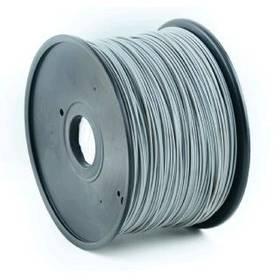 Tisková struna (filament) Gembird Tisková struna (filament) Gembird, ABS, 1,75mm, 1kg šedá