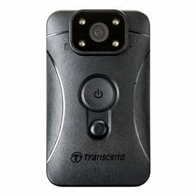 Transcend DrivePro Body 10, osobní kamera (TS32GDPB10A) černá + Doprava zdarma