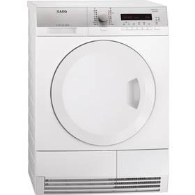 Sušička prádla AEG Lavatherm T75370AH3 bílá
