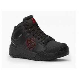 Five Ten boty Impact 2 High Black/Red, vel. 44 černá/červená + Doprava zdarma
