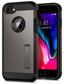 Spigen Tough Armor 2 Apple iPhone 7/8 - gunmetal (HOUAPIP8SPME1)