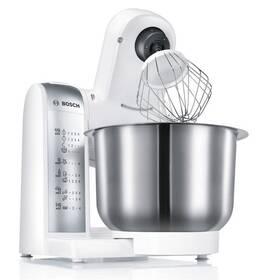 Bosch MUM4880 sivý/biely
