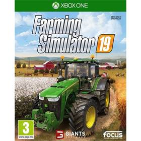 GIANTS software Xbox One Farming Simulator 19 (CPX330103)