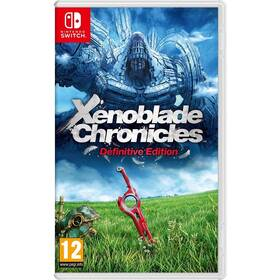 Nintendo SWITCH Xenoblade Chronicles: Definitive Edition (NSS827)