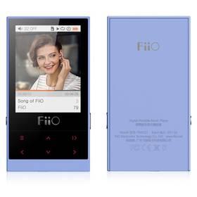 FiiO M3 modrý + Doprava zdarma