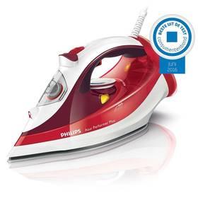Philips Azur Performer Plus GC4516/40 červená + Doprava zdarma
