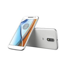 Lenovo Moto G4 Dual SIM (SM4374AD1N7) bílý SIM s kreditem T-Mobile 200Kč Twist Online Internet (zdarma)Software F-Secure SAFE 6 měsíců pro 3 zařízení (zdarma) + Doprava zdarma