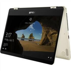Asus Zenbook Flip 14 UX461FA-E1115T (UX461FA-E1115T) zlatý